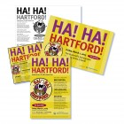 "View ""The Bushnell Ha! Ha! Hartford! Marketing Identity"""